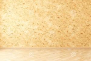 фото отделки стены штукатуркой