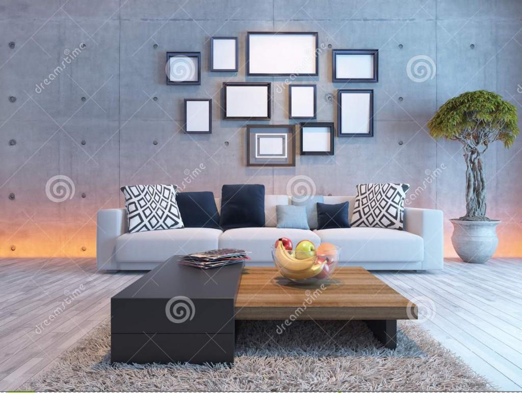 Декор стен своими силами фотография